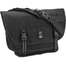 Chrome Mini Metro Messenger Bag, all black